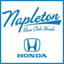 Napleton's River Oaks Honda logo