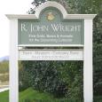R. John Wright Dolls Logo