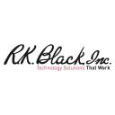 Rk Black logo icon