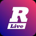 R Live logo icon