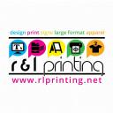 R & L Printing Services, Inc. logo