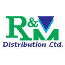 R & M Distribution logo