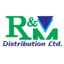 R & M Distribution logo