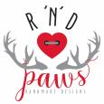R 'n' D Paws Logo