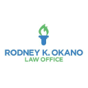 Rodney K. Okano logo