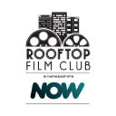 Rooftop Film Club logo icon