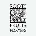 Roots Fruits & Flowers logo icon