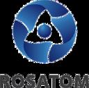"""State Atomic Energy Corporation """"Rosatom"""" logo icon"""
