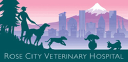 Rose City Veterinary Hospital logo