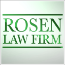 Rosen Law Firm logo icon