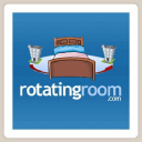 Rotating Room logo icon