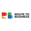 R2 B   Route To Business logo icon