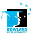 Rowland Unified School District logo