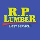 Rp Lumber logo icon