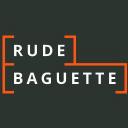 Rude Baguette logo icon