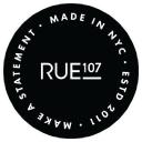 Rue107 logo icon