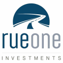 Rue One Investments logo icon