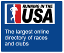 Running In The Usa logo icon