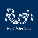 Rush Health Systems logo icon