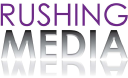Rushing Media logo
