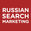 Russian Search Marketing logo icon