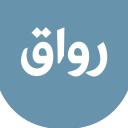 رواق logo icon