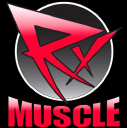Rx Muscle logo icon