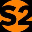 S2 logo icon