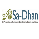 Sa-Dhan (Association of community finance institutions) logo
