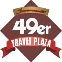 Sacramento 49er Travel Plaza logo