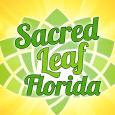 Sacred Leaf Logo
