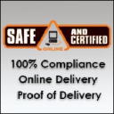 SafeAndCertified.com Inc. logo