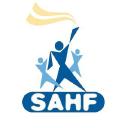 Salvadoran American Humanitarian Foundation logo