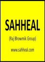 SAHHEAL 'Soul & Heart Healing Centre' logo