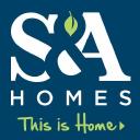 S & A Homes Company Logo