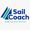 "SailCoach ""making you better"" logo"