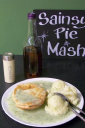 Sainsy's Pie and Mash Limited logo