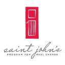 Saint John's Program for Real Change logo