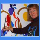 Sally Rayn, Artist logo