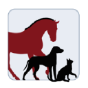 Salmon Brook Veterinary Hospital logo