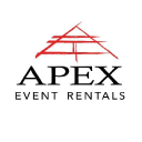 Salmon's Rentals and Apex Tents logo