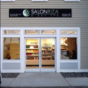 Salon Riza and Day Spa logo
