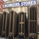 Salvagedoctor - Cast Iron Radiators logo