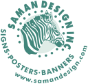 Saman Design Inc. logo