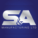 S&A Manufacturing Ltd logo