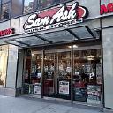 Sam Ash Music logo