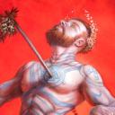Sam Flegal's Zombie Portraits logo