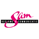 Sam reclame & communicatie logo