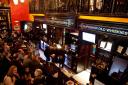 Samuel Beckett's Irish Gastro Pub logo