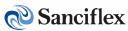 Sanciflex, AB logo